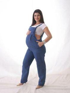 Overalls Fashion, Overalls Women, Fashion Outfits, Maternity Shirt Dress, Maternity Dresses, Pregnancy Outfits, Mom Outfits, Casual Outfits, Nice Outfits