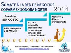 SÚMATE A LA RED DE NEGOCIOS!