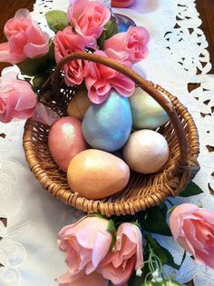 Ceramic Sky Blue Egg for Easter Display, artisan elf made with a whimsical rattle, by elfWorksLane, $34.99