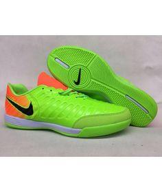 08e23088bd0 Nike Tiempo Legend VII IC Herren Fußballschuhe Grün Orange Schwarz