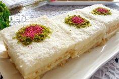 İki Kat Lezzetli Etimek Pastası Tarifi