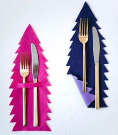 Ideas para decorar la mesa en Navidad.