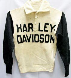 1930 s harley davidson sweater 1 s vintage clothing