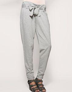 Vila Self Tie Jersey Trouser