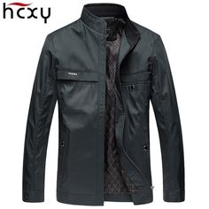 Buy now HCXY 2016 New Autumn And Winter Jacket Men Fashion Casual Loose Mens Jacket Bomber Jacket Mens jackets and spring Coats  just only $27.46 with free shipping worldwide  #jacketscoatsformen Plese click on picture to see our special price for you