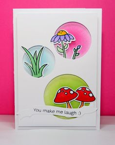 Simon Says stamp exclusives wilted banner die and sayings  #simonsaysstamp, #SSS, #SSSfaves Lawn Fawn Gleeful garden for images and Distress inks for background