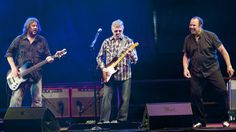 Steve Miller Band performs on Musikfest's Steel Stage in 2011.