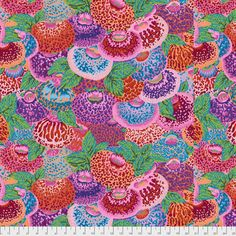 64355 - yard of Kaffe Fassett Collective Ladys purse in Red color Spring 2018 Red Fabric, Floral Fabric, Fabric Flowers, Cotton Quilting Fabric, Cotton Quilts, Free Spirit Fabrics, Ladies Purse, Fabulous Fabrics, Thing 1