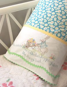 When it comes to outline embroidery patterns, Crabapple Hill has the cutest!