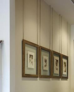modern cable rail system for hanging art - arakawa hanging systems