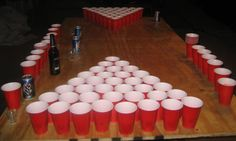 Drinking Game: How to Have Your Own Beer Olympics - BroBible.com
