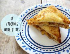 5x vaderdag ontbijttips - Lekker en Simpel