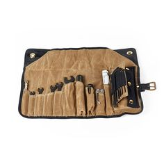 Union Garage NYC   Union Garage Deluxe Tool Roll - Accessories