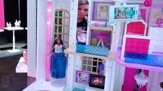 Consumers may have been slow to adopt smart home technology, but that's not the case for Barbie. At the recent New York Toy Fair, Mattel unveiled a newly..