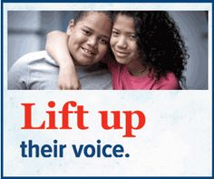 Lift Up Their Voice