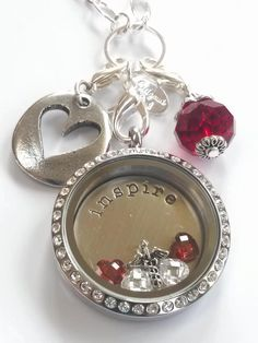 YOU can inspire! Origami Owl!