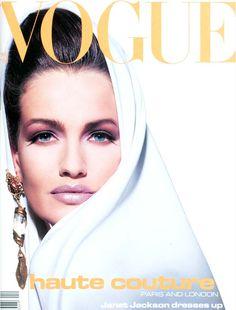 April 1991 Vogue Cover- my favourite so far I think x