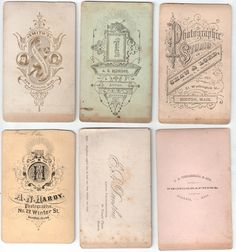 free to use collage sheets. There's lots more! #freebie #free #vintage