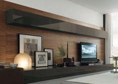 Soluzioni per il soggiorno: come scegliere la parete attrezzata