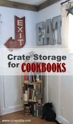 crate storage for co