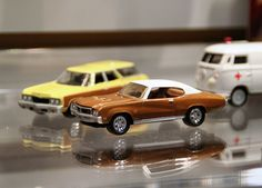 Johnny Lightning 1970 Buick GS at Toy Fair