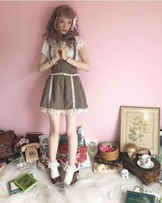 """New items in store! Check out @cherrycordialofficial for authentic gyaru brands items such as Liz Lisa Ank Rouge ecc You can use the code """"LARMEKEI"""" for 10% off Storenvy link in bio . #kawaii #cute #anime #manga #cosplay #cosplayer #cosplayers #cosplaysekai #cosplayworld #japanesefashion #harajukufashion #lizlisa #lizlisajapan #lizlisathailand #lizlisalove #lizlisasale #ankrouge #emilytemplecute"""
