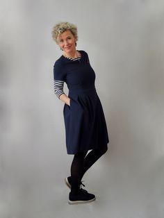Welches Kleid passt zu mir? Die Frage höre ich in meinen Typberatungen ganz häufig. Es gibt natürlich verschiedene Figur- und auch Persönlichkeitstypen, für alle gibt es auch vorteilhafte Kleiderformen. Alle will ich hier aber nicht besprechen, das vielleicht demnächst mal an anderer Stelle oder in einer Beratung Hier gehts heute um ein wunderschönes Kleid vom MARC AUREL. Das Kleid Weiter lesen