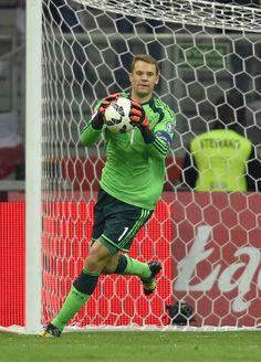 Poland x Germany - 11/10/14 - euro 2016 qualifying