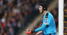 Petr Cech has admitted that his side's hopes of finishing in the top four were effectively ended by their 2-0 defeat at the hands of Tot...