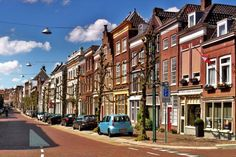 Steegoversloot - my old street Visit Holland, Family Roots, Old Street, Old City, Childhood Memories, Amsterdam, Street View, History, Water