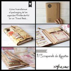 Scrapbooking, álbum de fotos, agendas, diarios de embarazo, álbum de bebé