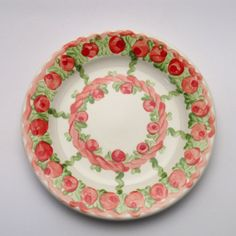veva Plates, Tableware, Red, Green, Tablewares, Licence Plates, Dishes, Dinnerware, Griddles
