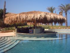 Pool in Lebanon
