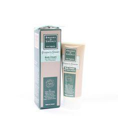 Organic Seaweed 'Grapefruit & Geranium' Body Cream - This is on our wishlist! Beauty Treats, Body Wash, Grapefruit, Bath And Body, Irish, Organic, Seaweed, Bottle, Cream