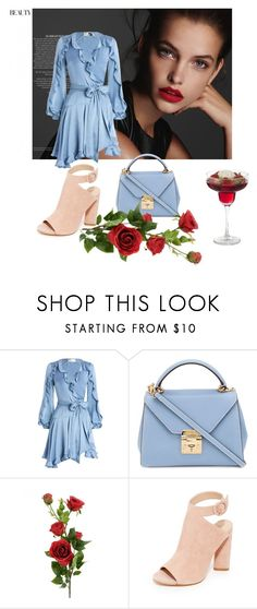 """""""Pastels!"""" by dramasqueen on Polyvore featuring Zimmermann, Mark Cross and Kendall + Kylie"""