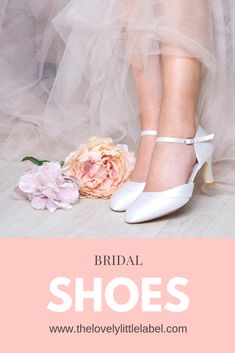 wedding shoes red Wedding Shoes ** SHOP NOW ** Bridal Shoes to suit every style from The Lovely Little Label, weve got low heel wedding shoes, high hee. Lace Bridal Shoes, Red Wedding Shoes, Bridal Sandals, White Wedding Dresses, Snow White Shoes, Blue Shoes, Umbrella Wedding, Wedding Umbrellas, Vera Wang Bridal