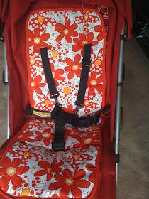 Edie's new pram liner TOTAL COST: around $20 TOTAL TIME: around 2-3 hours A couple of weeks ago I got my sewing machine serviced.  It ...