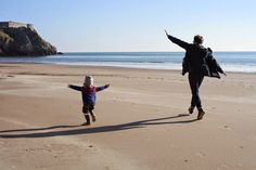 Family travel and adventure to West Wales with Fiat 500L