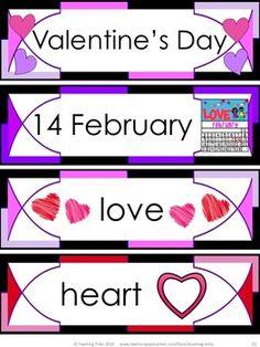 valentine card rubric