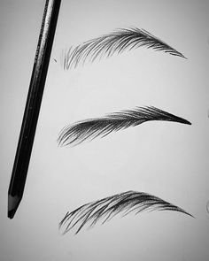 Perfect Eyebrows Made Easy With Semi Permanent Make Up Tweezing Eyebrows, Permanent Makeup Eyebrows, Threading Eyebrows, Microblading Eyebrows, What Makeup To Buy, Eyebrows Sketch, Phi Brows, How To Grow Eyebrows, Best Eyebrow Products