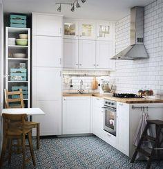 Kitchen design / cuisine en L