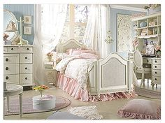 Perfect little girl's room ~❥