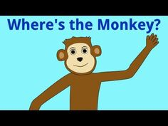 Where's the Monkey?-My class loved this song!