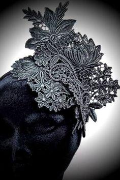 GALVIN-ized Headwear  BY MARIE GALVIN  #millinery #hats #HatAcademy