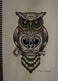 traditional owl designs designs - Google Search