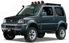 Jimny 4x4, Jimny Suzuki, Kei Car, Best 4x4, Small Suv, Jeep Wrangler Tj, Expedition Vehicle, Latest Cars, Ford Explorer