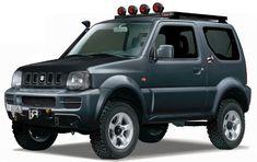 Suzuki Jimny - http://topismag.net/suzuki/suzuki-jimny