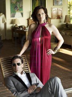 Jon Hamm & Elisabeth Moss - L.A. Confidential Photoshoot