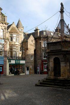 The Tower House, Elgin, Scotland