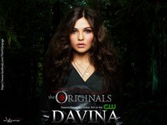 . Davina Claire, Claire Holt, The Mikaelsons, The Cw, The Vampire Diaries Facebook, Danielle Campell, Charles Michael Davis, American Series, Supernatural Beings
